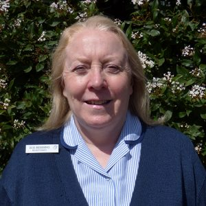 Sue Bedding, Receptionist at Active Vetcare